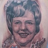 Ron Meyers-Memorial Tattoo for Steve's Mom