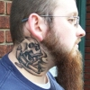 Ron Meyers - richie's neck tattoo full