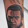 Ron Meyers - Dracula (tiny on a wrist)