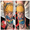 Ron Meyers - Rainbow Brite Tattoo