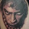 Ron Meyers - Rocky Horror Sleeve Frankenfurter Closeup