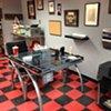 Low Lock Tattoo Studio Drawing Area