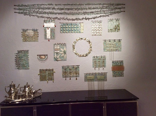 collected memo wall with lineas barden residence longboat key fl 2000-2013