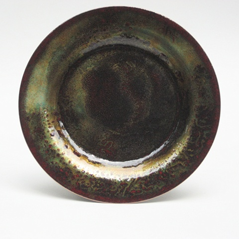Enameled Plate