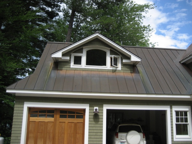 Standing Seam Double Lock Roof System
