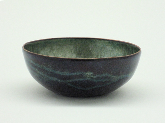 Hammer Texture Bowl