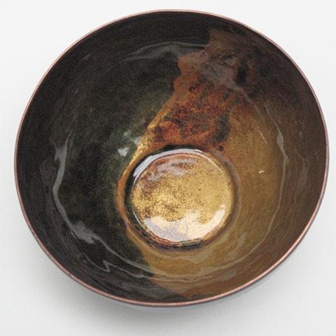 Hammer Textured Round Bowl