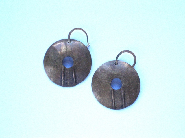 Round Earrings