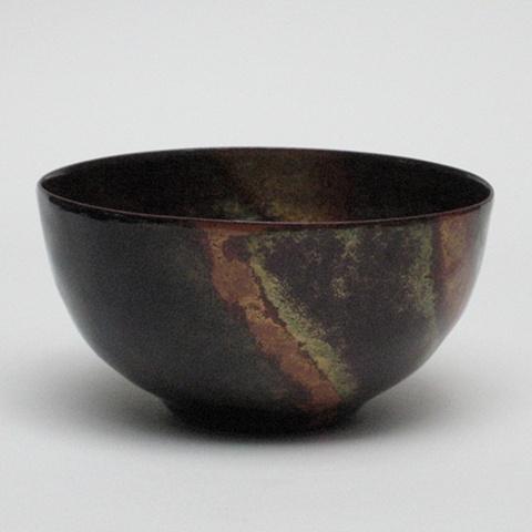 Hammer Texture Round Bowl