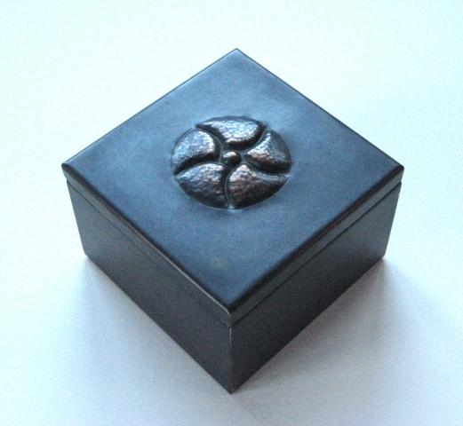"""Square Box 3""""x3""""x2"""""""