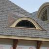 Eyebrow Copper Roof