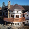 Standing Seam Double Lock Copper Roofs