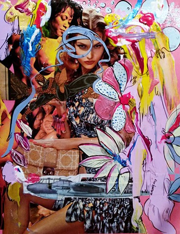 collage by Ivan Girona