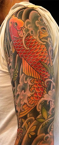 Koi for Nick