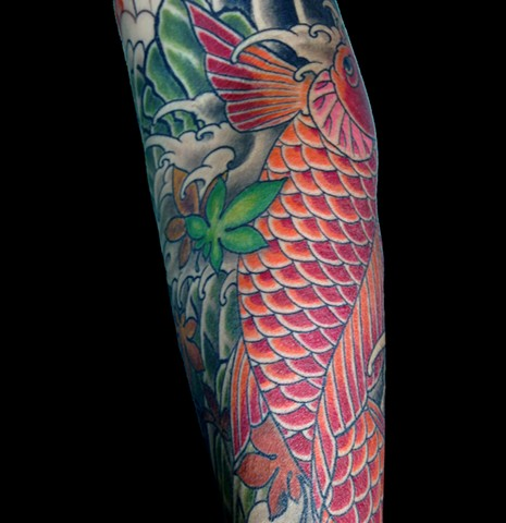 Koi for Dan