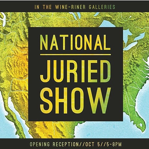 Larkin Arts National Juried Show