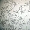 """""""Dataflow"""" DETAIL (approximately 4' of a 50' wall)"""