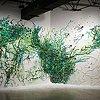 Seaweed Wall at Creative Research Laboratory, Austin