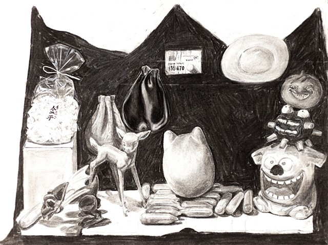 Narrative Still Lifes