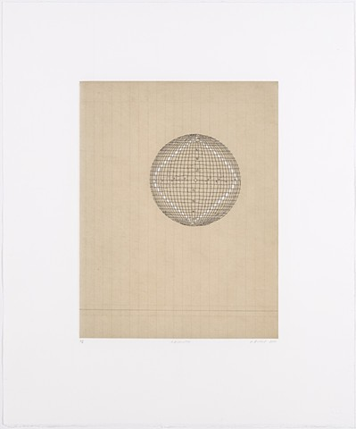 "Victoria Burge  ""Azimuth""  2012"
