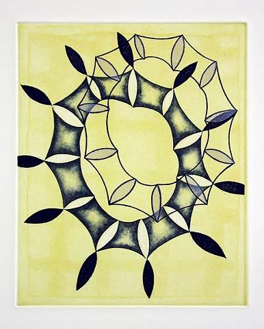 Artist: Rochelle Toner Title:Sessile 2003
