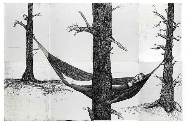 Summer: Artist Sleeps  2010