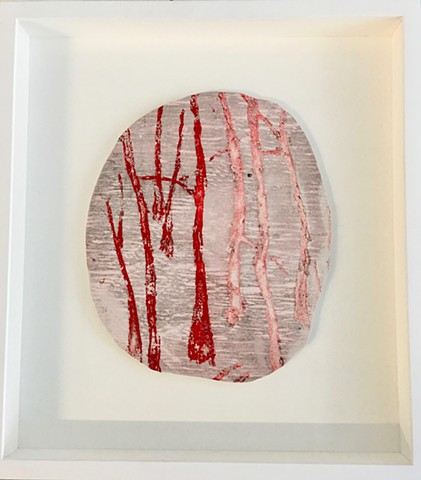 Untitled (red woods)