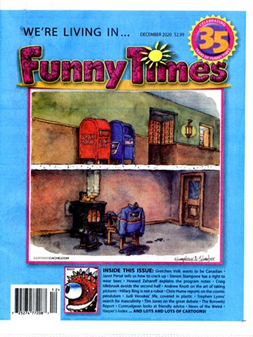 Funny Times Cover Cartoon