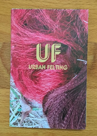 Urban Felting Zine