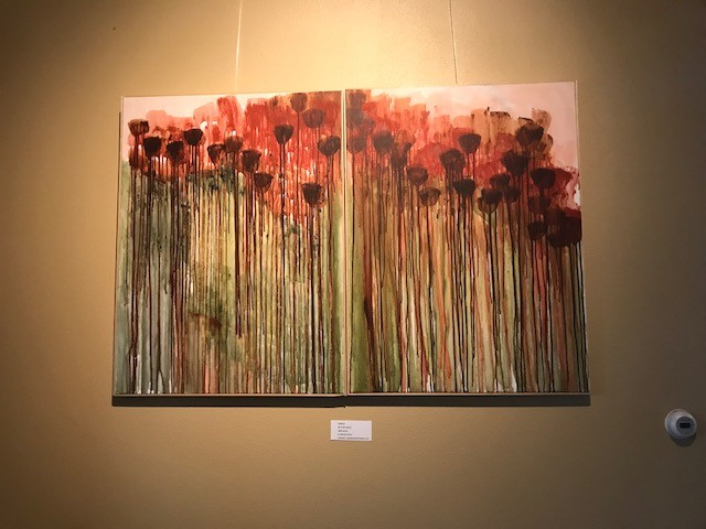 """POPPIES""   SOLO SHOW AT SALTO'S"
