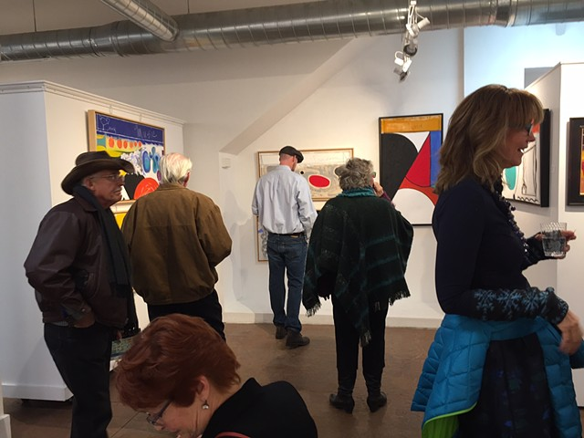 "NIZA KNOLL GALLERY, Denver, CO ""An Exhibit Featuring the Award Winning Artist from the Art Students League of Denver"" (2015)"