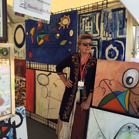 Summer Art Market 2015