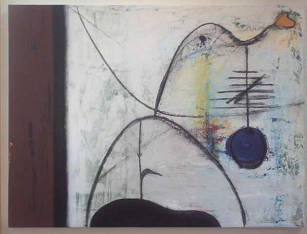 """Dreaming of Calder 3"" SOLD"