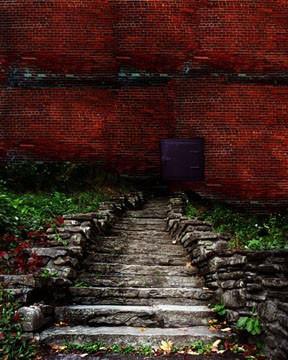 Untitled, Brick Wall