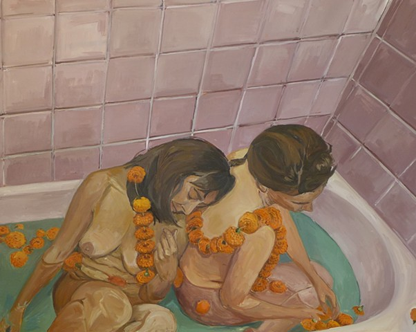 We Bathe in Marigolds