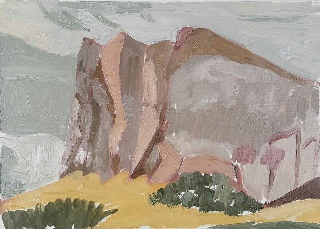 Four Dances Cliffs