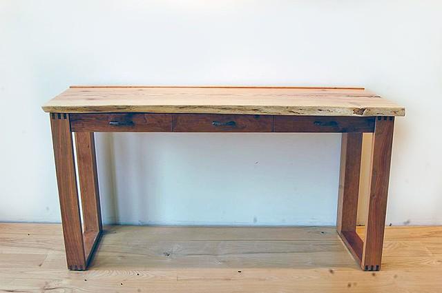 Desk - Sullivan Oak Project