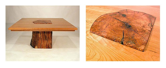 Stumpy Coffee Table