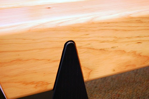Detail:  Timber Bench
