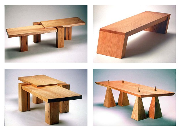 Perspective Coffee Tables