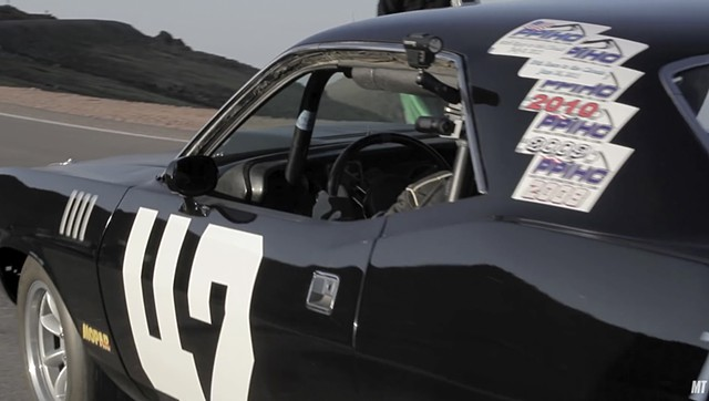 HOT ROD Unlimited Episode 161971 Plymouth 'Cuda Conquers Pikes Peak!