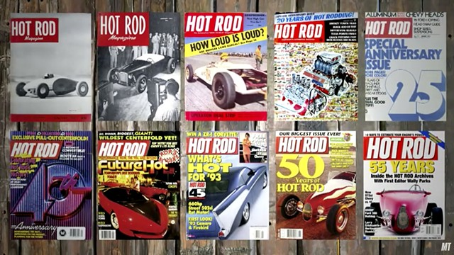 HOT ROD Unlimited Episode 12HOT ROD Magazine: Past, Present & Future