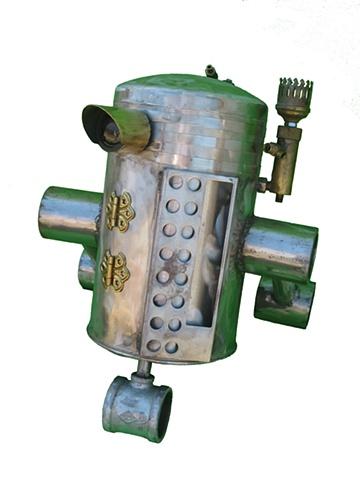 Steampunk R2D2