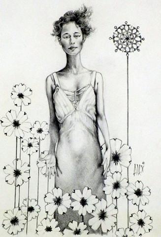 Wyeth's Field of Flowers