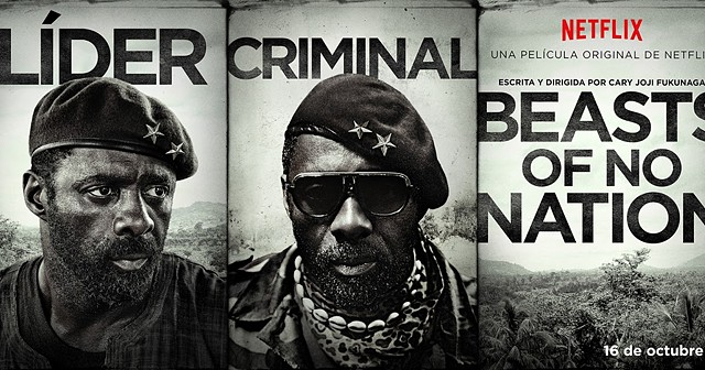 Beasts Of No Nation - 2014