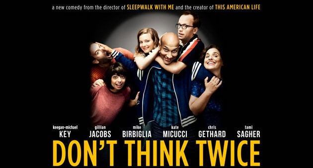 Don't Think Twice - 2015