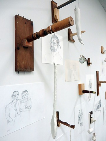 Artifact/ Personal History, Detail
