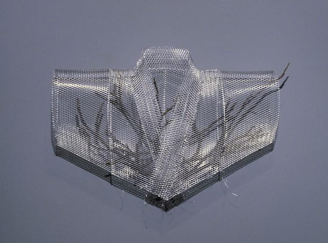 Twigs, Kimono series, Kristine Aono, Sculpture