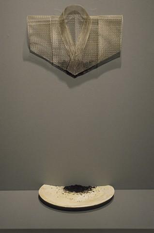 Cultural Inheritance, Kristine Aono, sculpture