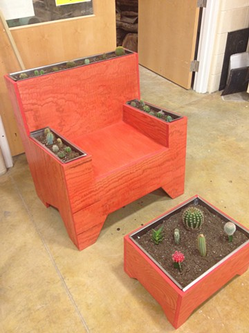 Cacti Chair